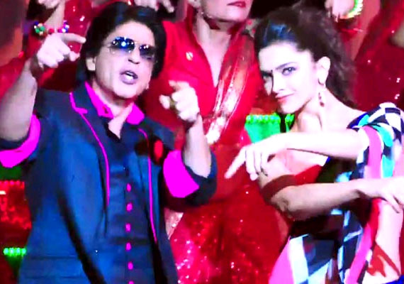 Chennai Express's special song 'Lungi Dance' is out