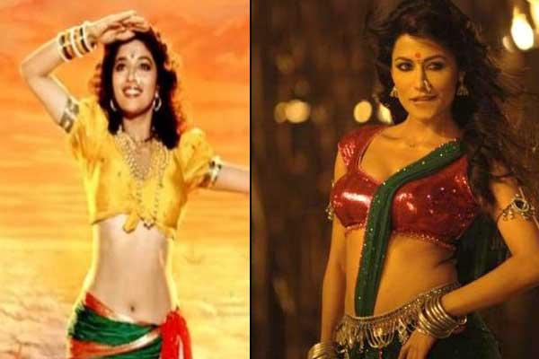 chitrangada s look not inspired by madhuri rick roy
