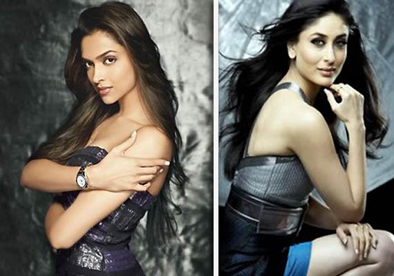 deepika in kareena out of chennai express