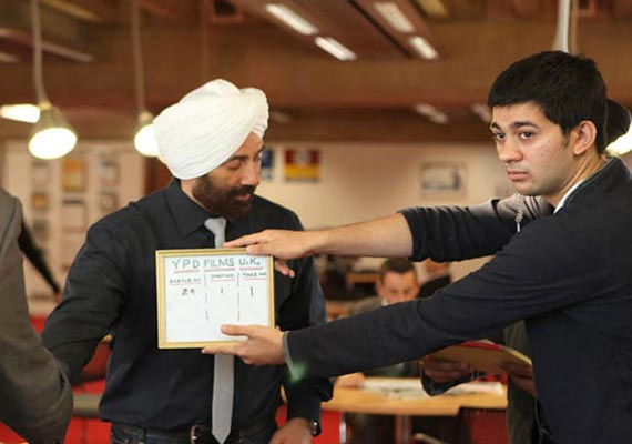 i tell my son there s no shortcut to success says sunny deol