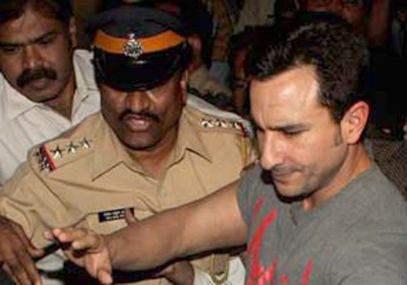 i was hit first cctv will prove that says saif