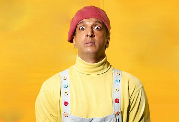 i would love to break away from my comic image javed jaffrey