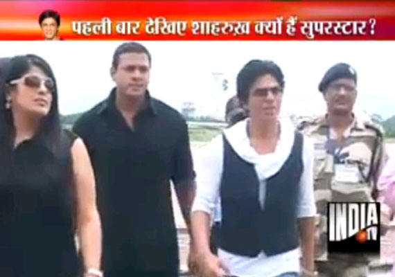 india tv exclusive 24 hours with shah rukh khan