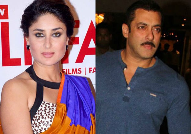 did kareena just ruin her friendship with salman because of