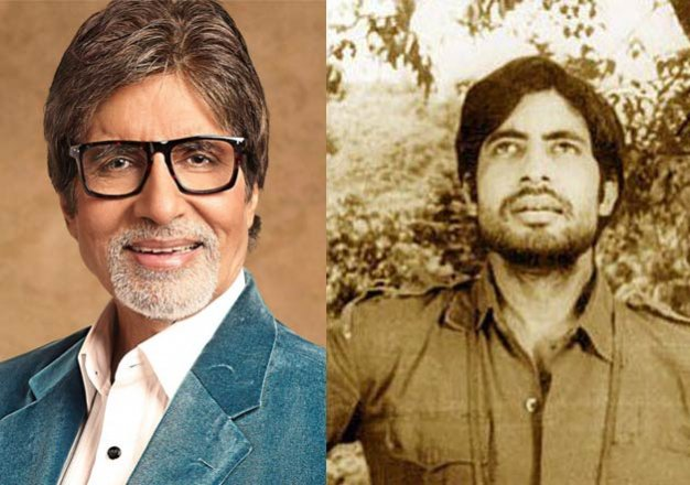 47 years ago when amitabh bachchan gave his first film