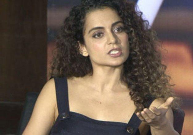 Video: Kangana Ranaut shouts in anger   India TV News   Bollywood News –  India TV