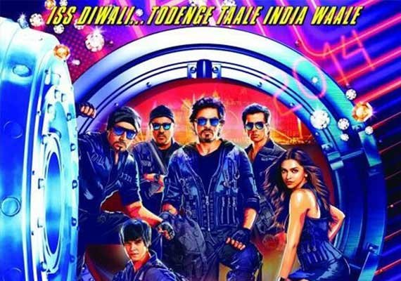 happy new year box office collection rs 255.5 cr worldwide