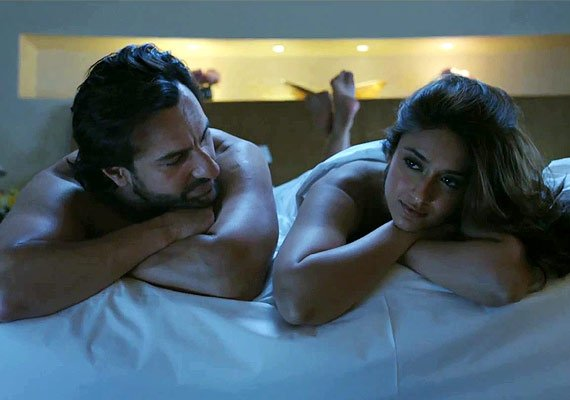 happy ending jaise mera tu song review saif ileana s lovely