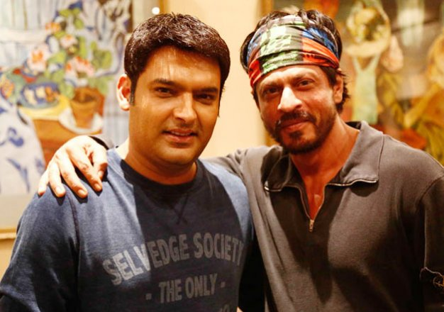 it s happening shah rukh to feature in kapil sharma s first