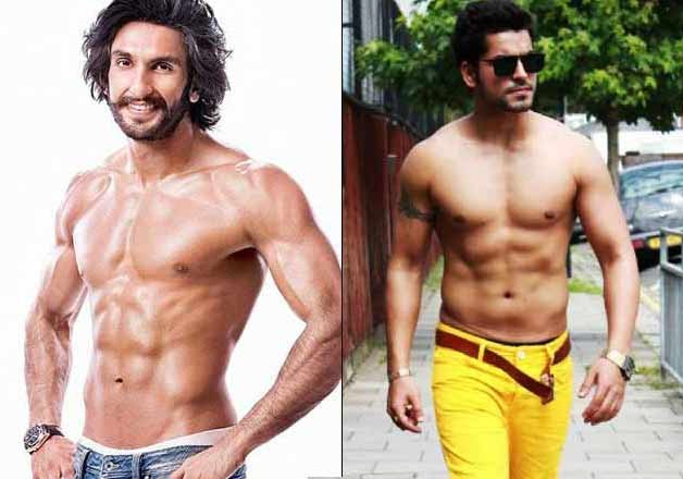 Sexy indian male models