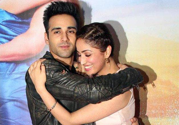 revealed pulkit samrat and yami gautam faked love affair to