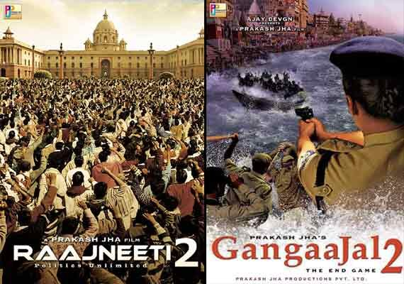 prakash jha s political dramas raajneeti 2 and gangaajal 2