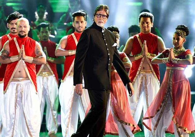 had i gone back would have been caught in fire amitabh