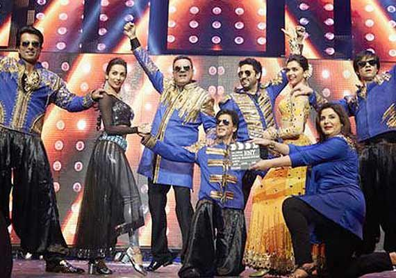 Happy New Year' cast to visit Twitter headquarters   Bollywood News