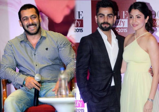 salman khan finds perfect way to stay out of virat anuskha