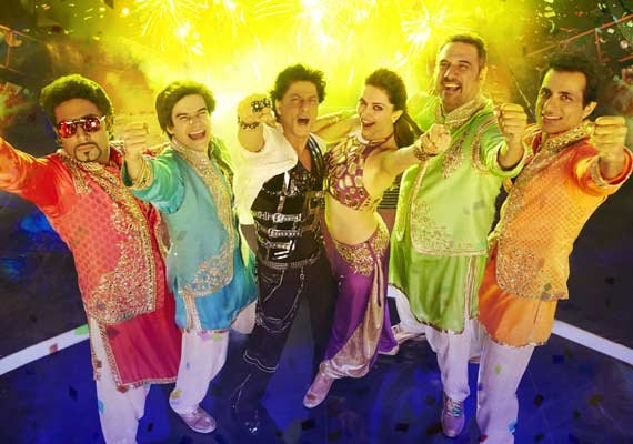 Happy New Year Film India 72