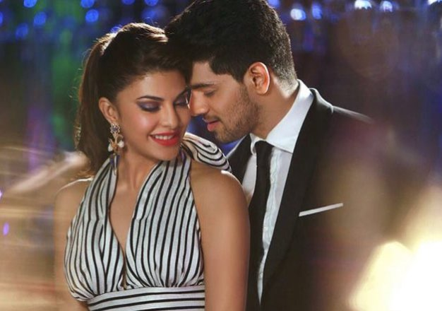 jacqueline sooraj s gf bf song teaser released