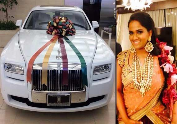 Salman Khan's gift to Arpita-Aayush: A Rolls Royce Phantom (see pics) | Bollywood News – India TV