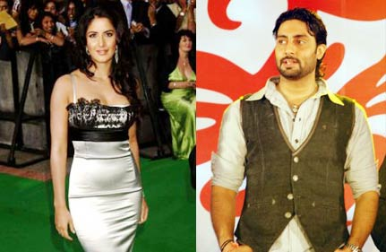 abhishek to spend most of his time with katrina now
