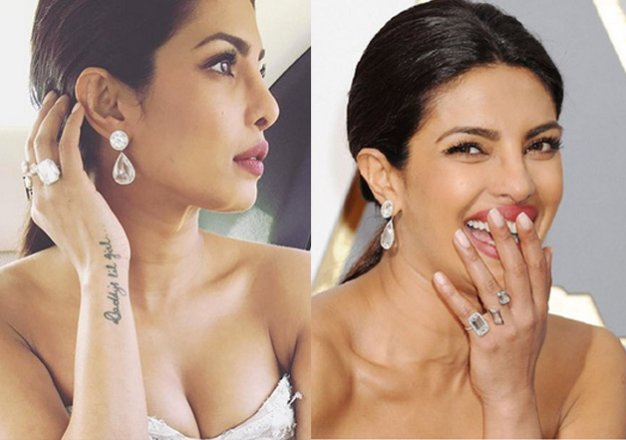 bling tatsic priyanka chopra donned jewellery costing over