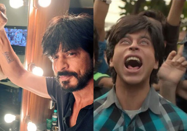 five things shah rukh khan revealed about fan at trailer