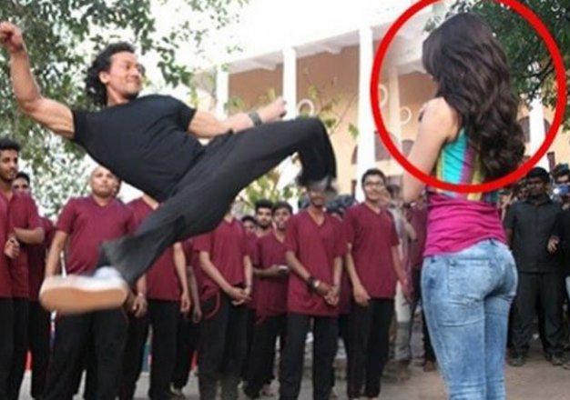 deadly stunt when tiger shroff almost blew shraddha kapoor