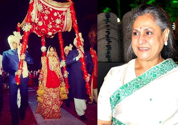 here s how jaya bachchan helped salman khan for arpita s
