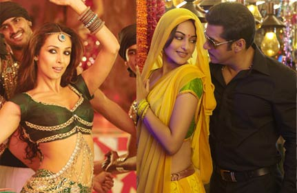 a sequel to dabangg with another munni item thrown in