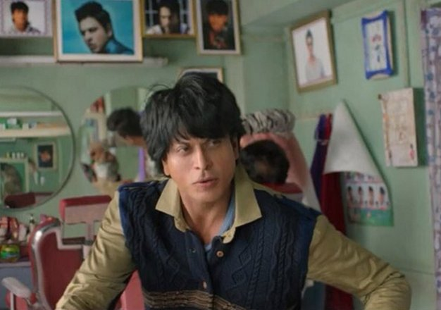 fan anthem released every fan will play this shah rukh song