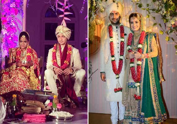 bollywood weddings of 2014 see pics