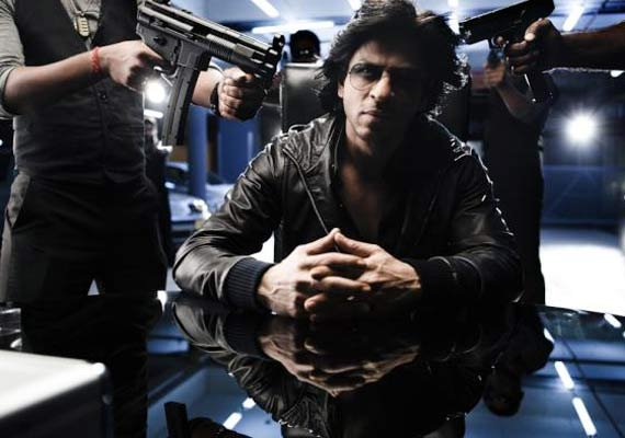 i try to reinvent myself with every project shah rukh khan