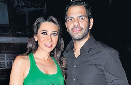 dark clouds again over sunjay karisma marriage