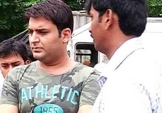 kapil sharma s debut film lands in a legal soup