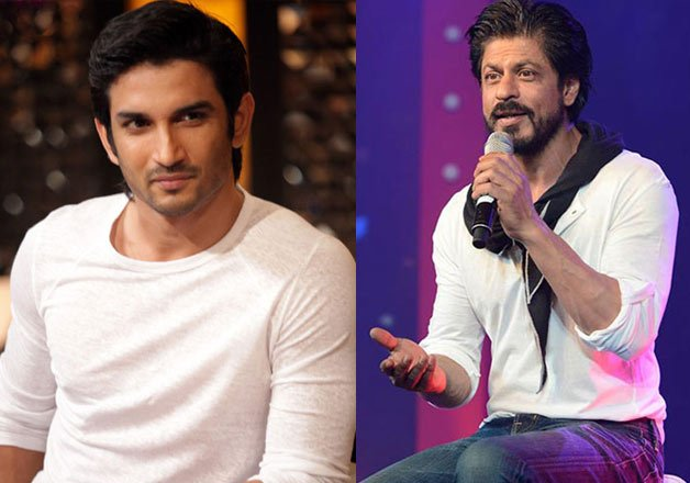 sushant singh rajput gives an epic reply to his comparison
