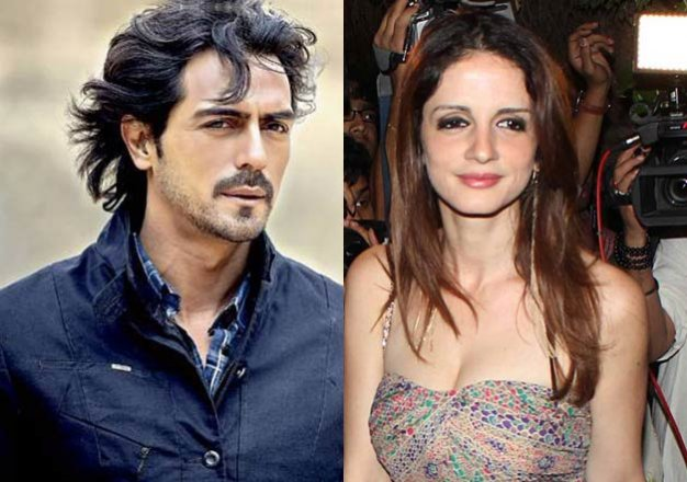 it s an end arjun rampal and sussanne khan decide to step