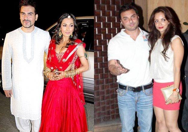 another break up after arbaaz malaika sohail khan s