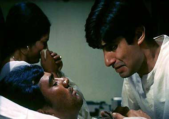 it was kishore not rajesh khanna who was to do the role of
