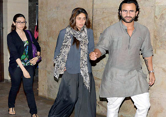 kareena karisma saif come together for film on nutrition