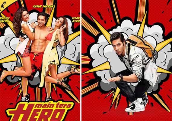 main tera hero movie review despite flaws varun makes it