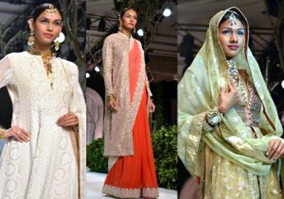 meera muzzafar ali keep it traditional elegant at india