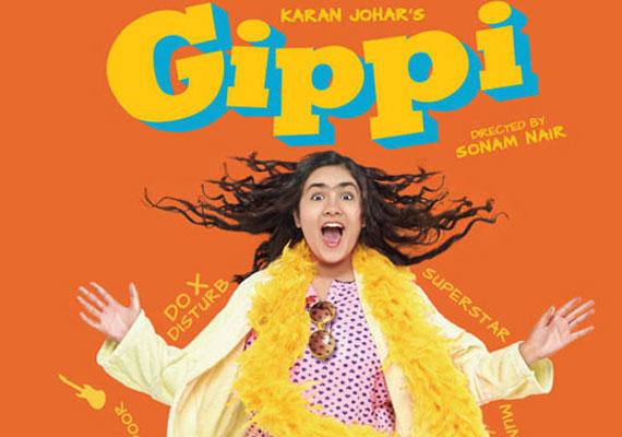 movie review gippi riya vij performs well despite a poor