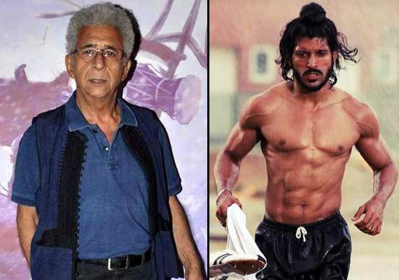 Naseeruddin Shah criticises Farhan Akhtar's act in 'Bhaag Milkha Bhaag' |  Bollywood News – India TV