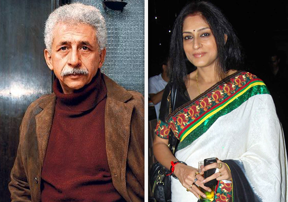 naseeruddin rupa ganguly to act in tagore music video