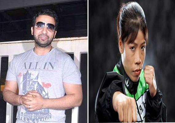 Raj Kundra wants Mary Kom in Super Fight League   Bollywood