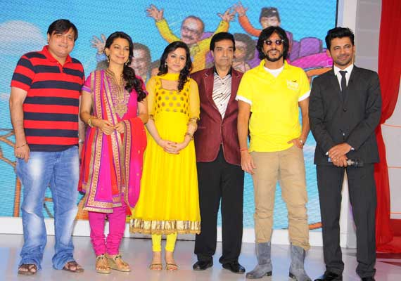 SAB TV to pay tribute to comedy in cinema | Bollywood News