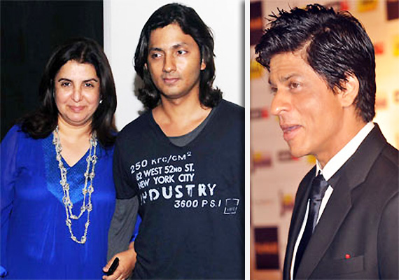 shah rukh shirish kunder patch up