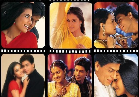 Shahrukh Khan Kajol The Best On Screen Couple Bollywood News India Tv