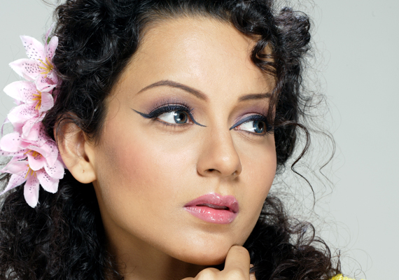 smita patil rekha inspires kangana becomes gangster s girl