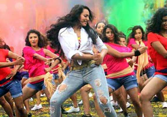 sonakshi not an ideal dance teacher