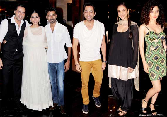 stars attend success bash of raanjhana view pics